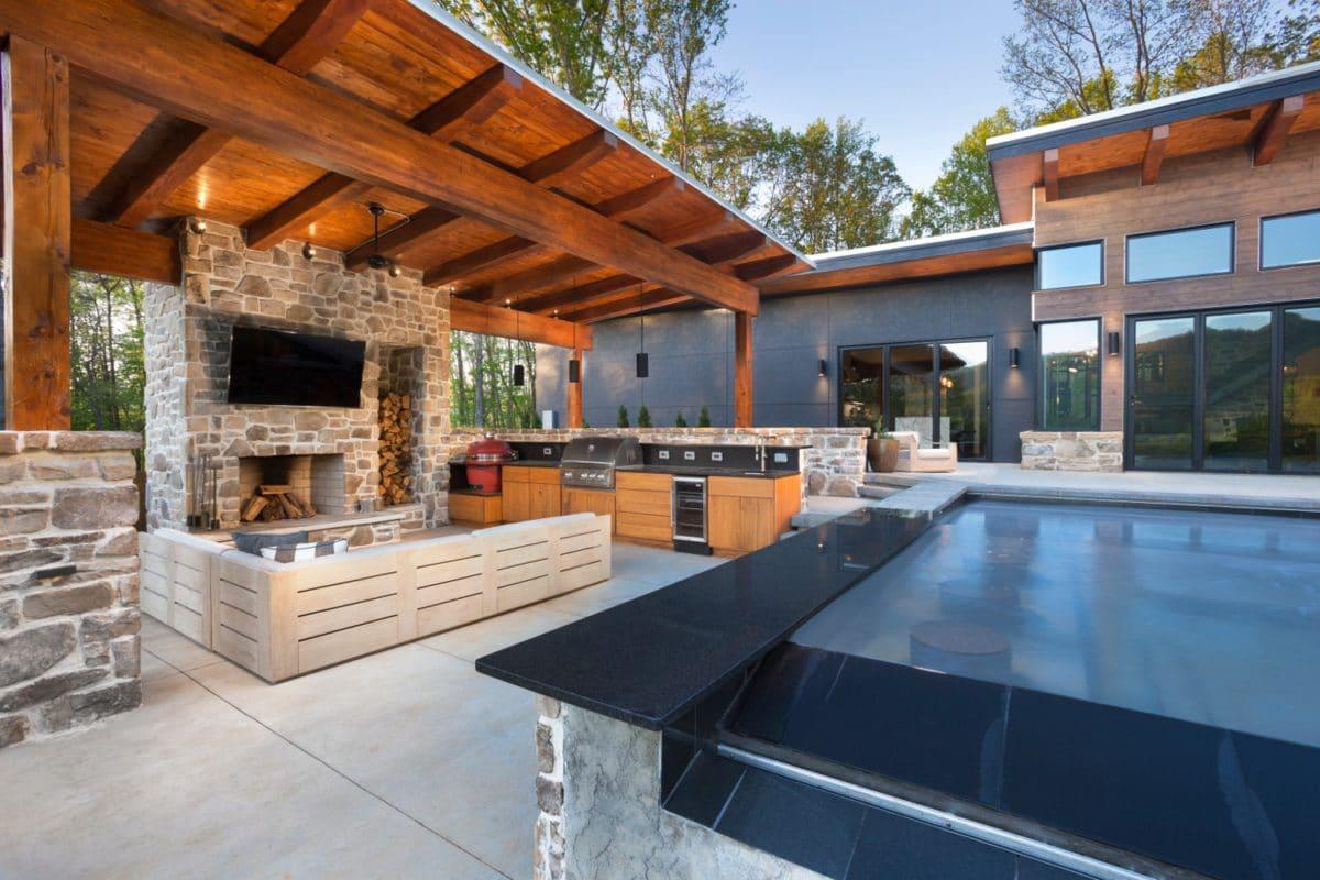 Living Stone Construction, Inc. & ID.ology Interior Design